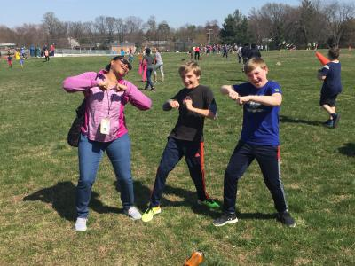 Fun Times on Field Day!